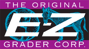 The Original E-Z Grader logo
